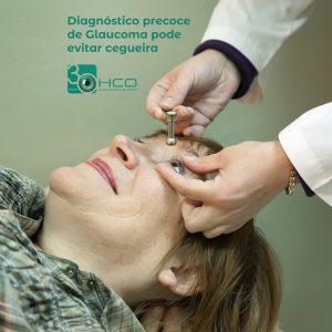 Diagnóstico precoce de Glaucoma pode evitar cegueira