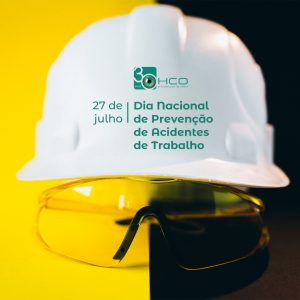 Dia Nacional de Prevenção de Acidentes de Trabalho