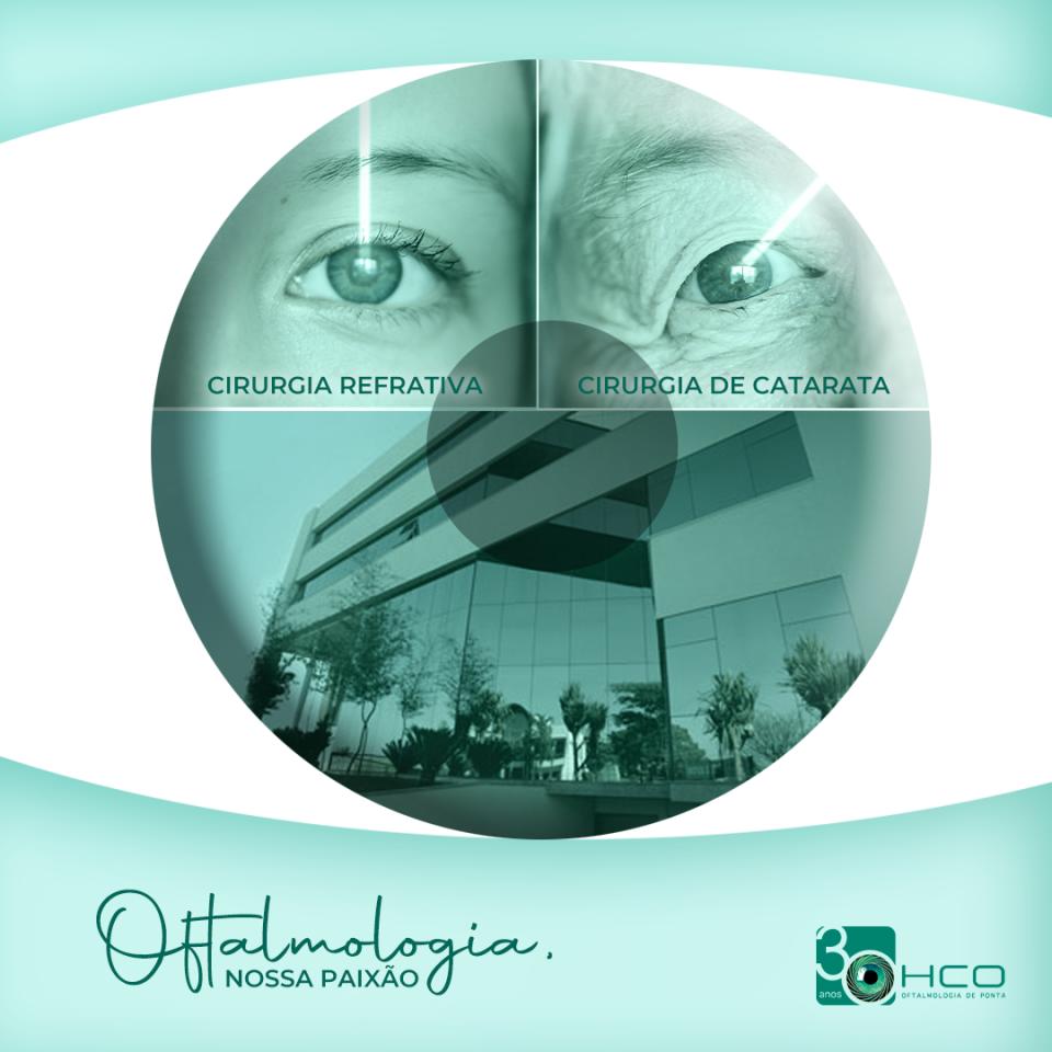 Oftalmologia Nossa Paixão HCO