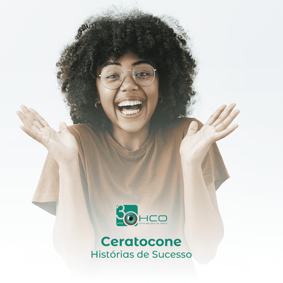 Ceratocone - histórias de sucesso
