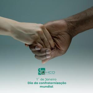 Dia da confraternização mundial