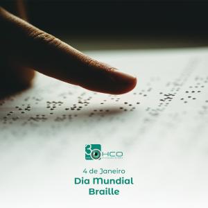 Dia Mundial do Braille