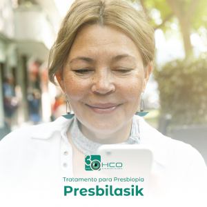 Tratamento para Presbiopia - Presbilasik
