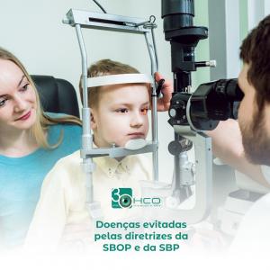 Doenças evitadas pelas diretrizes da SBOP e da SBP