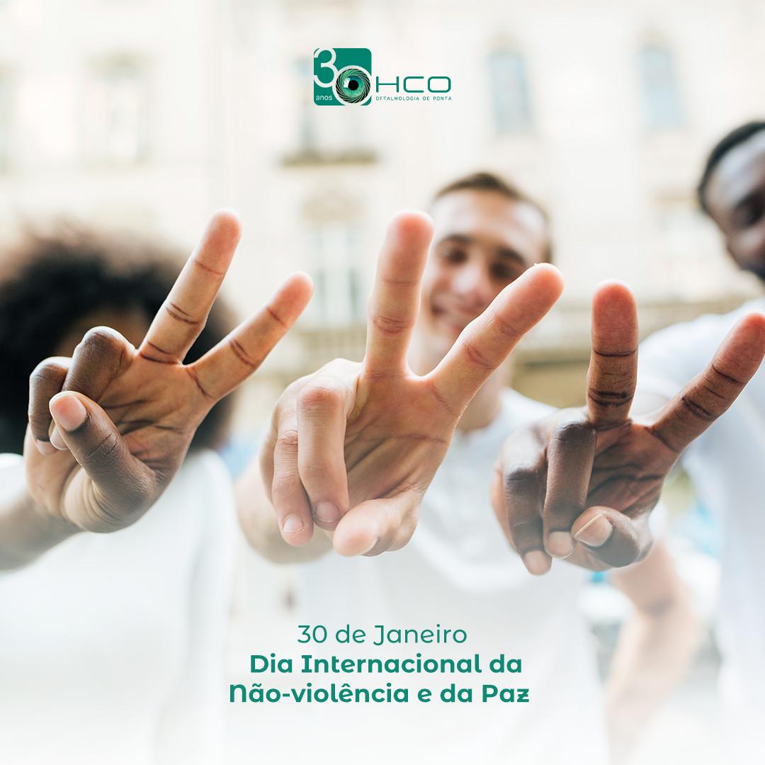 Dia Internacional da Não-violência e da Paz