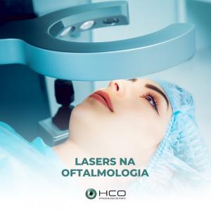 Lasers na Oftalmologia