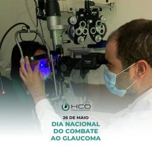 Dia nacional do combate ao glaucoma