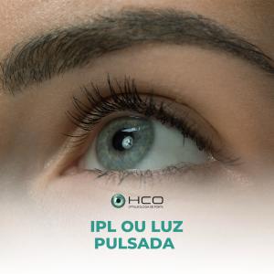 IPL ou Luz Pulsada