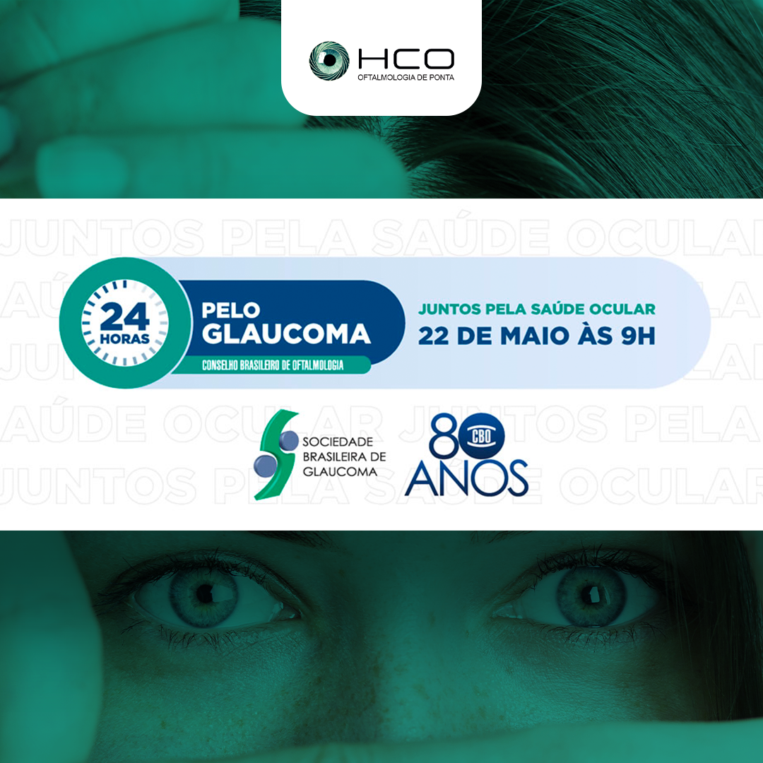 24h pelo Glaucoma