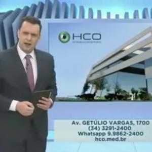 Você viu o HCO no Balanço Geral?