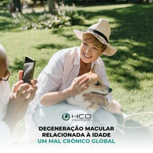 Degeneração Macular Relacionada à Idade - Um mal crônico global