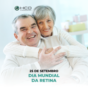 Dia Mundial da Retina